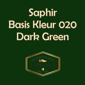 Saphir 020 Donker Groen