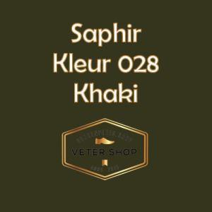 Saphir 028 Khaki