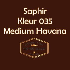Saphir 035 Medium Havana