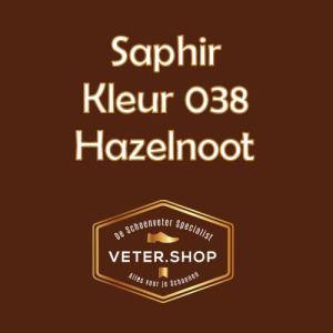 Saphir 038 Hazelnoot