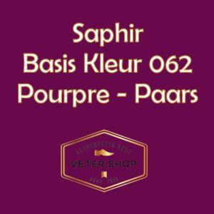 Saphir 062 paars