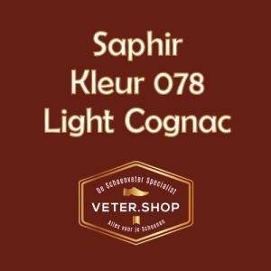 Saphir 078 Light Cognac