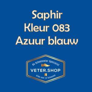 Saphir 083 Azuur blauw
