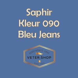Saphir 090 Jeans Blauw