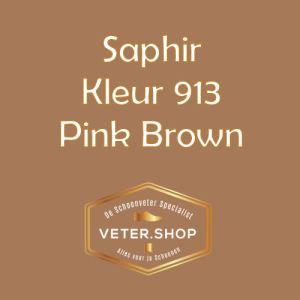 Saphir 913 roze bruin