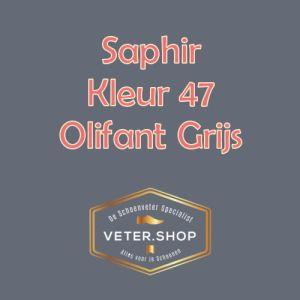 Saphir 047 Olifant