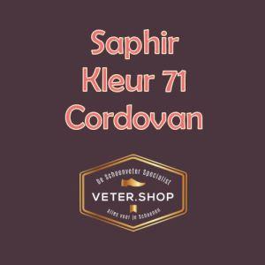 Saphir 071 Cordovan
