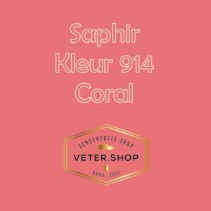 Saphir 914 Koraal