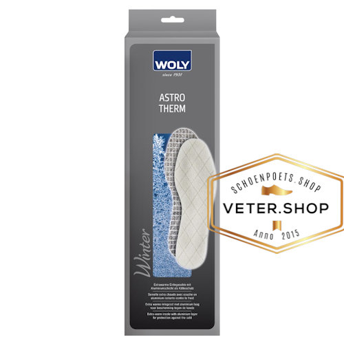 Woly Astro Therm inlegzolen