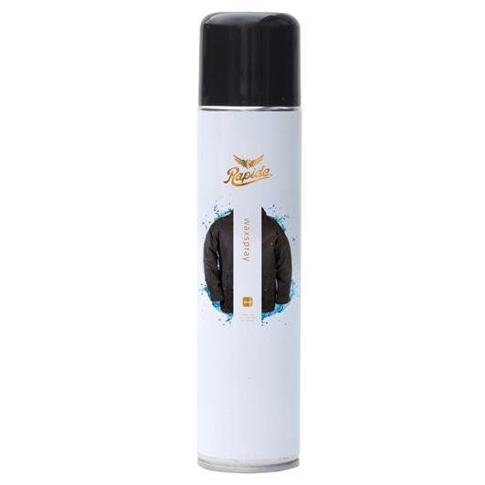 Rapide wax spray