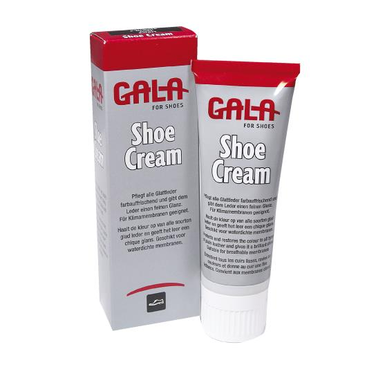 Gala shoe cream tube
