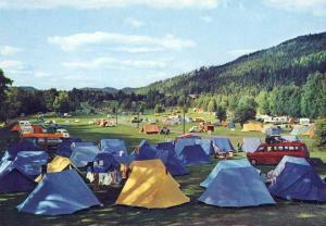 Bogstad Camping 60-tallet