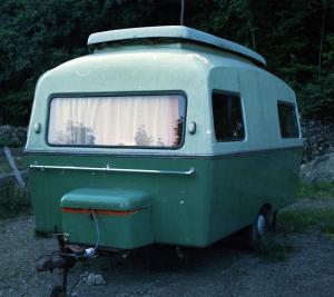 Camp-Riviera produsert av Ra-Gla på 1960-tallet. BL