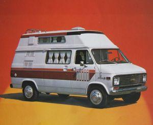 Cobra Van 1977. BL