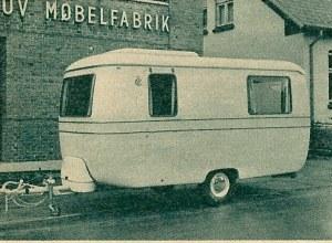 Danske LM Safir fra 1962 eller deromkring. BL