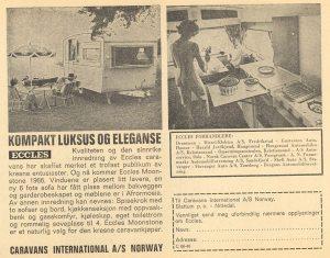 Eccles annonse fra 1966.BL