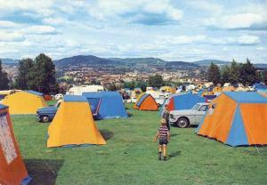 Ekeberg Camping 60-tallet