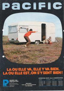 Fransk produsert Pacific fra tidlig 70-tall. BL