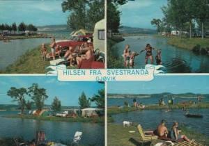 Gjøvik - Sveastranda ca.1970