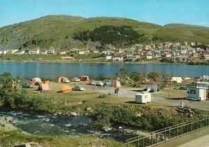 Hammerfest Camping, 60-tallet.
