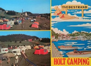 Holt camping