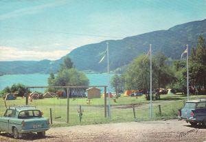 Mageli Camping, 60-tallet.