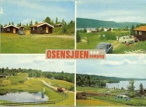 Osensjøen-camping
