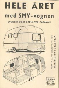 SMV annonse fra 1967.BL