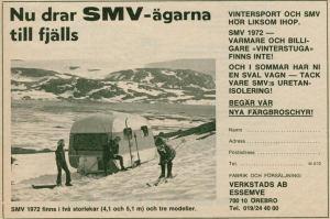 SMV annonse fra 1972.BL