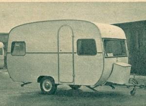 Tabbert Kurfürst 1962. BL