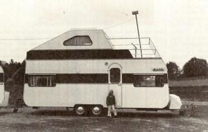 To-etasjers Kabe fra begynnelsen av 70-tallet. BL