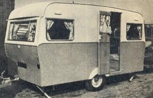 Utklipp av Eaton fra 1962. BL