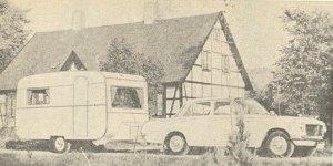 Utklipp av danskprodusert Dantra fra 1967. BL