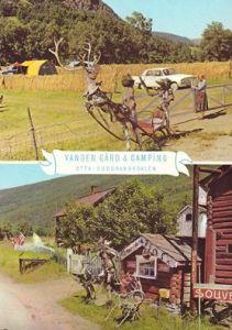 Vangen gård og camp