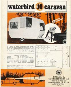 Waterbird annonse fra 1966. BL