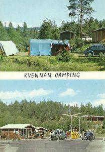 Kvennan camping