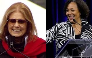 Carol Jenkins / Gloria Steinem