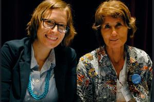 Sheila Tobias & Sarah Spurling