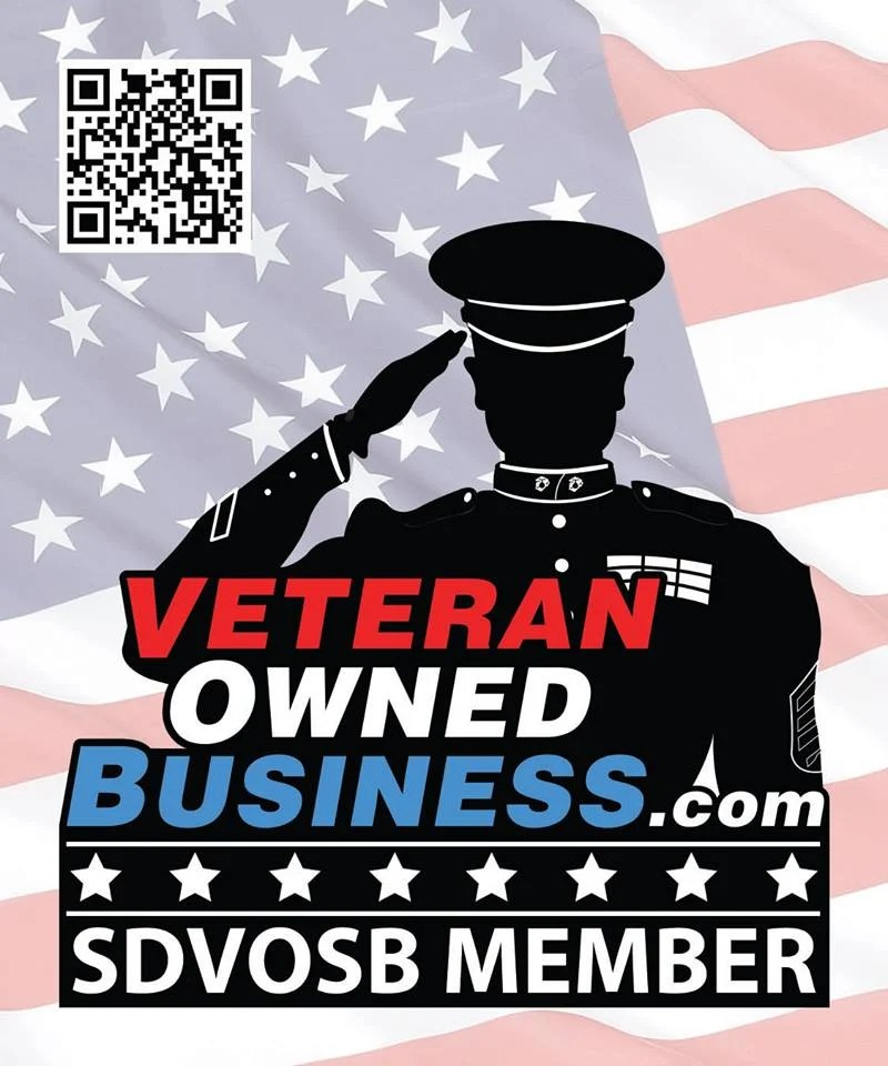 Sdvosb Service Disabled Veteran Owned Business Member Badges And