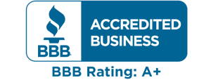 BBB A+ Business rating