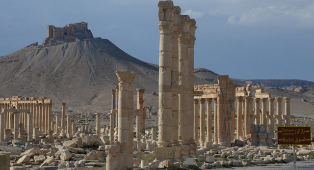 Palmyra was an important victory, but was over publicized to distract from IS and al-Nusra going onto the offensive in the NE