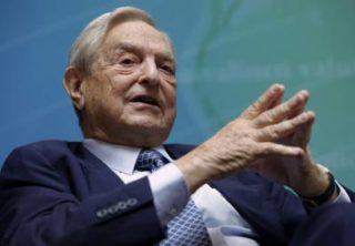 Does Soros work alone, or with Western Intel agencies?