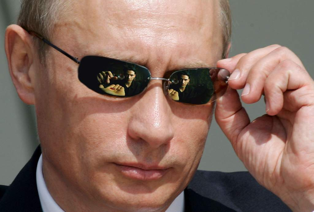 """""""Blue pill or red pill, NWO agents are still dead to me."""""""