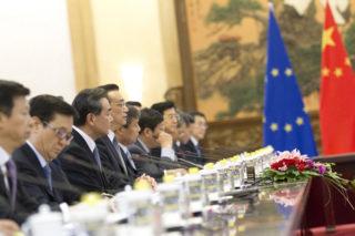 China y Suiza son viejos amigos, que hayan entrado de nuevo en 1950