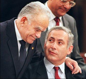 """""""Hermano Netanyahu, gracias tanto o pisar en mi trabajo terrorista""""."""