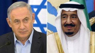 Netanyahu-Arabia