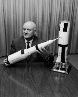 Dr. Arthur Rudolph, the inventor of the _____ rocket
