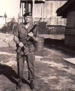 VT Col. JIm Hanke - Vietnam