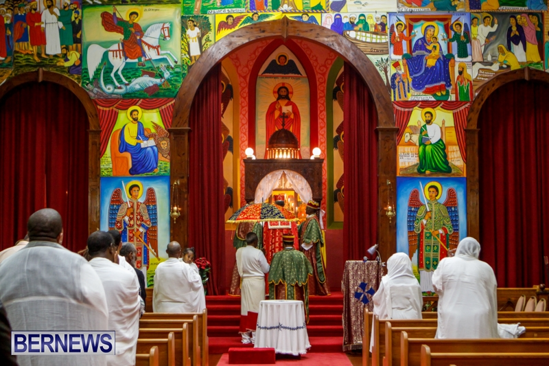Chruch ortodoxa etíope