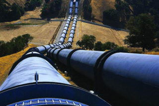 Energy pipelines are literally the aortas of wealth for those that control them